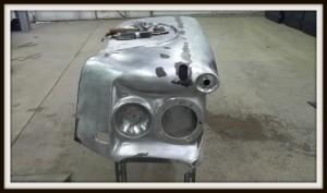 12-5 Bare metal OSF Wing