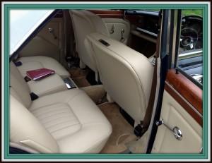 4-Retrimmed rear seats