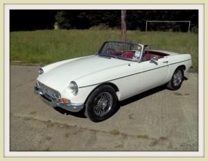 MGB Roadster 1966